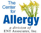 center for allergy logo