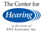 center for hearing logo